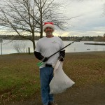 Christmas Eve at Greenlake