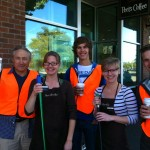 Our Friends from Peet's Coffee & Tea-Green Lake