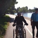 Cruising Greenlake
