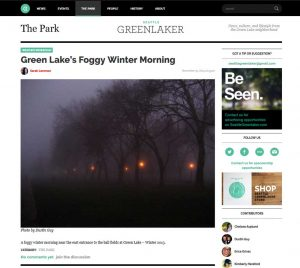 Seattle Greenlake News
